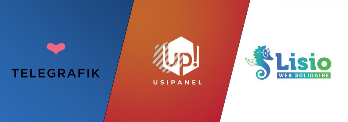 Telegrafik, Usipanel, Lisio: 3 start-ups qui prennent soin de nos aînés