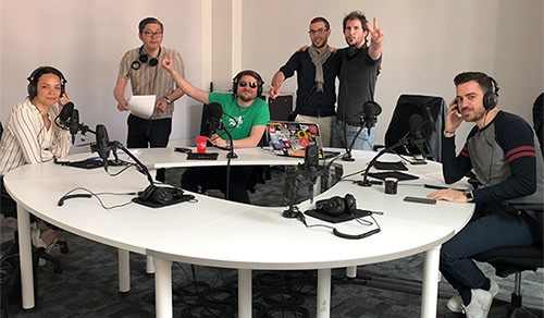 L'émission Ça marchera jamais disponible en podcasts