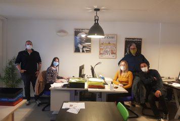 Nîmes : Nombre7 éditions ne connait pas la crise