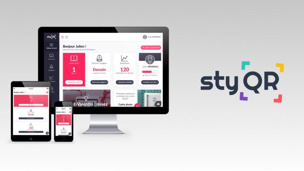 Occitanie Start-ups ! – StyQR numérise vos livrets d'accueil