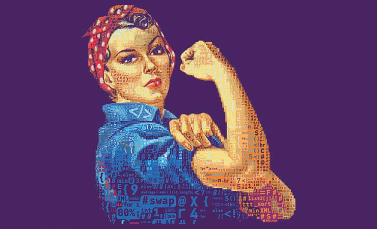 Les femmes ne doivent plus être exclues du numérique !