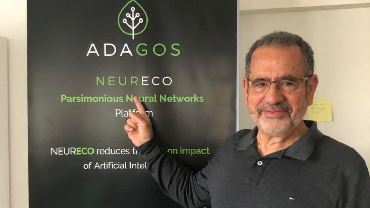 Adagos rend l'Intelligence Artificielle parcimonieuse
