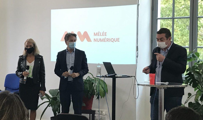 La Mêlée Numérique fête ses 20 ans sous le signe de l'urgence numérique de l'après-Covid
