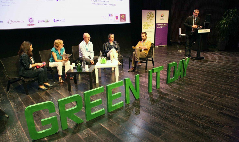 Place à la 6ème édition de The GREEN IT Day!