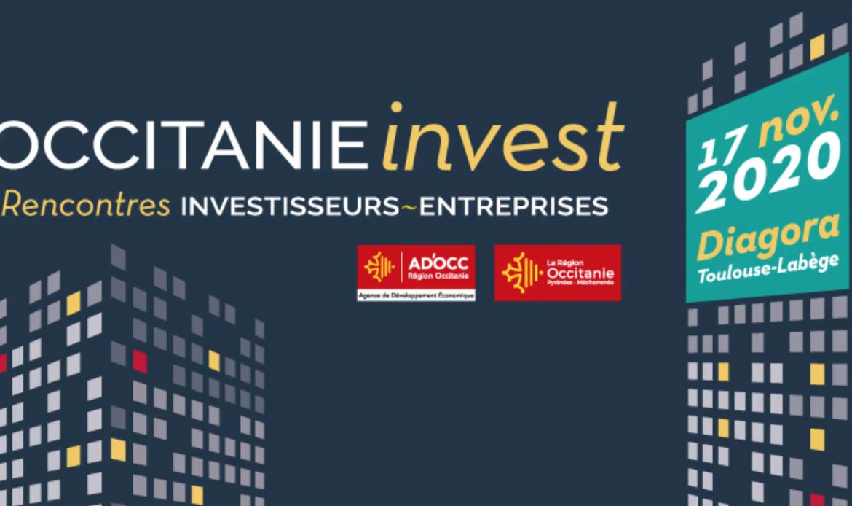 La 16e édition d'Occitanie Invest est maintenue en version «phygital»