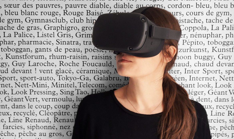 Le nouveau musée d'arts numériques en réalité virtuelle Gate22 prépare sa première exposition