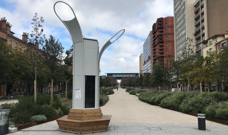 Kyanos installe un arbre nouvelle génération à Toulouse