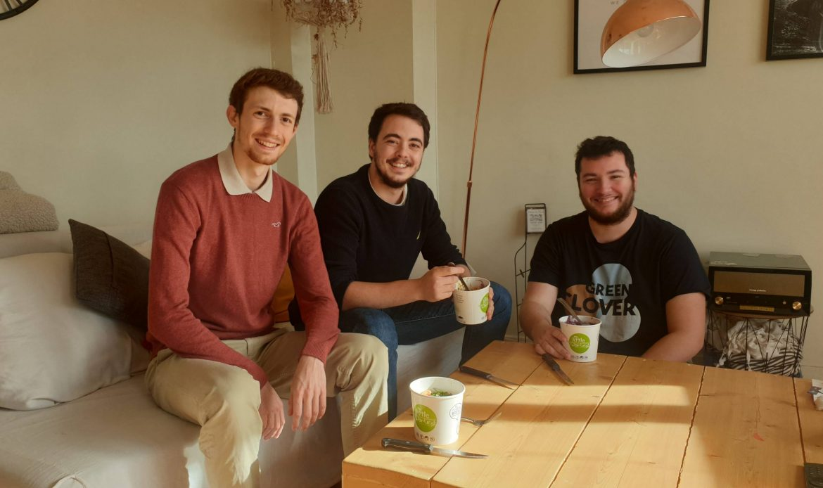 La start-up Touplin au soutien des restaurants