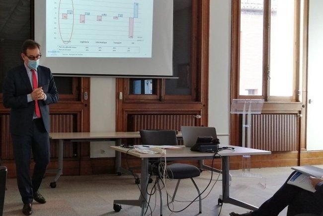 La Banque de France croit en une reprise progressive en Occitanie