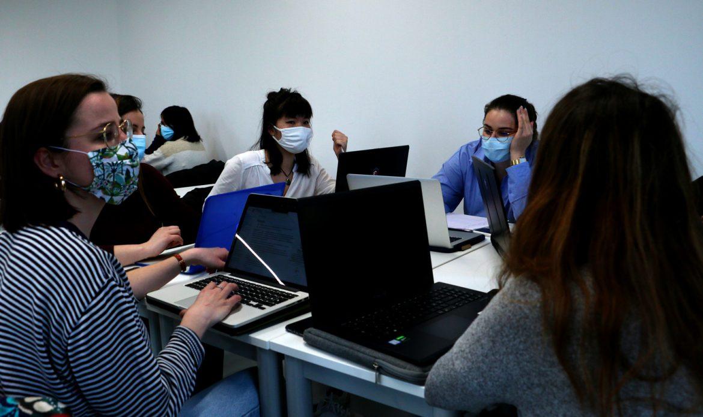 Wikipedia challenge les étudiants de Digital Campus
