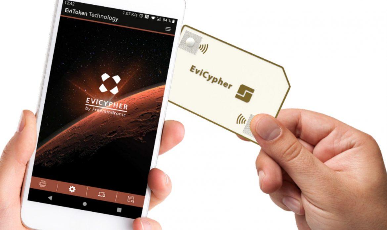 Avec EviCypher, Freemindtronic invente la cybersécurité de poche