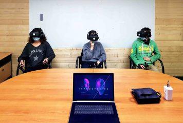 Le «cyber-musée nomade» Gate22 s'invite en entreprise