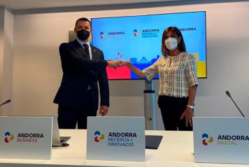 Le gouvernement andorran annonce la naissance d'Andorra Business, Andorra Recerca i Innovació et Andorra Digital