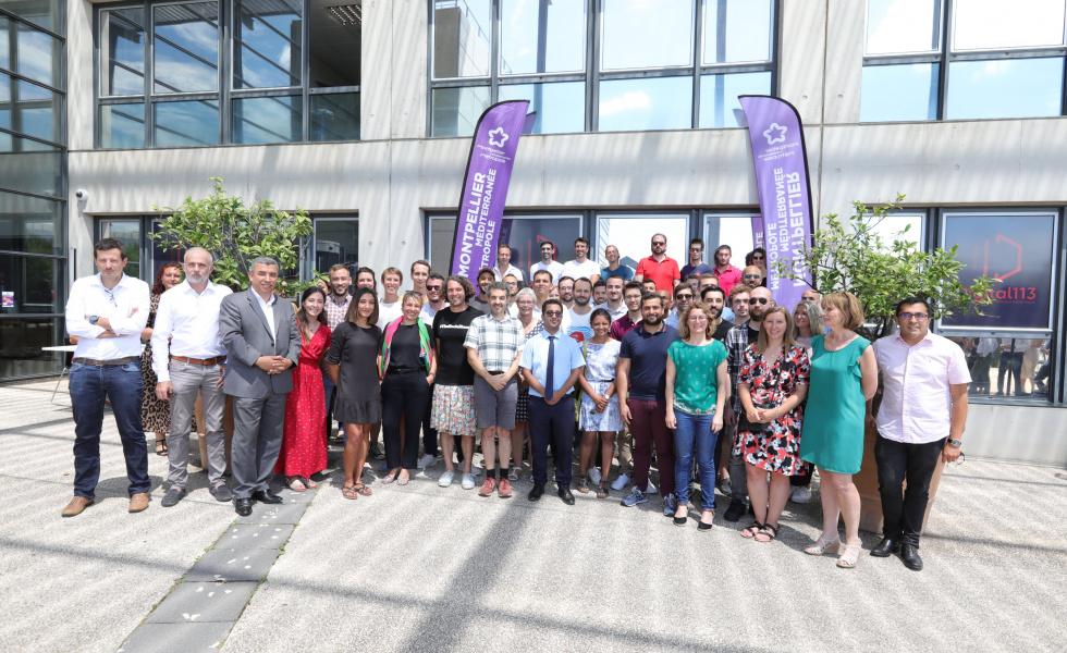 Le BIC de Montpellier accueille 15 nouvelles start-ups innovantes