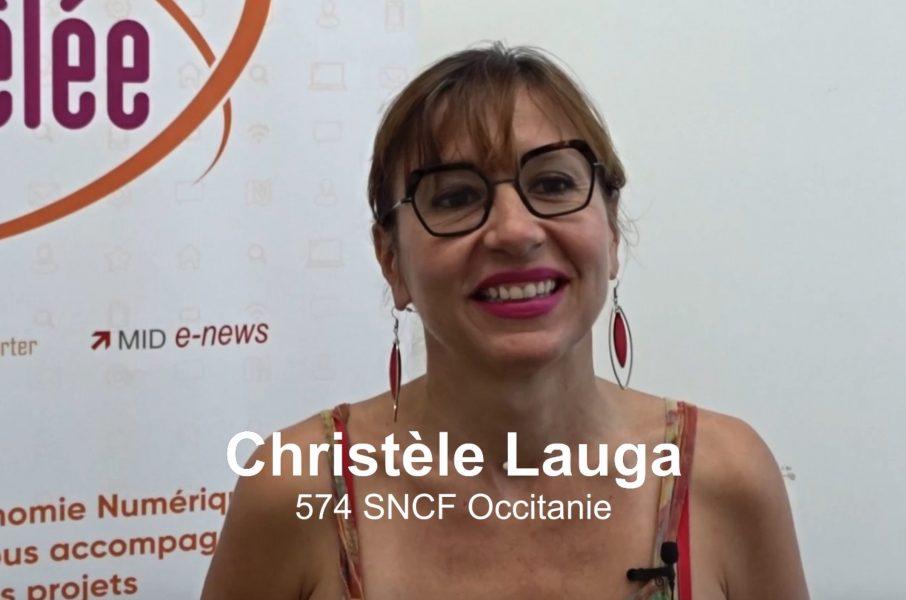 Les Interviews de la MN – Christèle Lauga, Responsable du 574 SNCF Occitanie