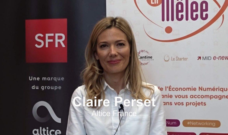 Les Interviews de la MN – Claire Perset, Secrétaire Générale Adjointe chez Altice France