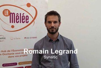 Les Interviews de la MN – Romain Legrand, Data Manager chez Synaltic